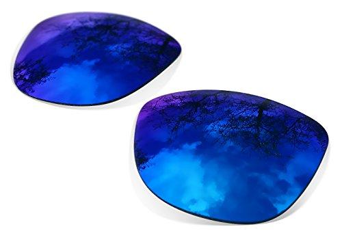 sunglasses restorer Verres de Rechange Polarisée Ice Blue pour Arnette Witch Doctor 4177