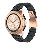 Janly Compatible Montre Samsung Galaxy 42mm, Bracelet De Montre Galaxy Bracelet en...