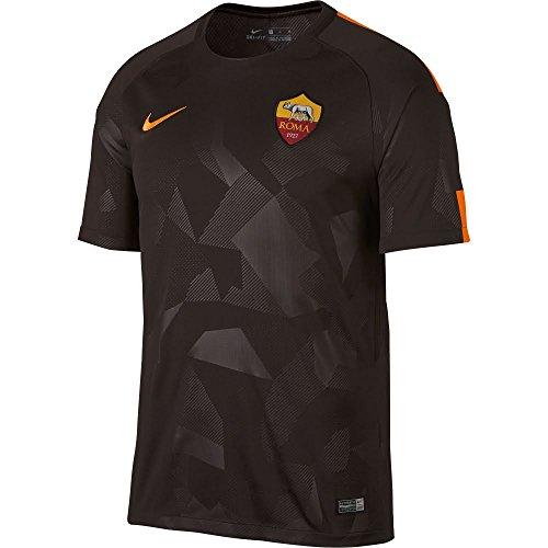e98699516855b 2017-2018 AS Roma Third Nike Football Shirt
