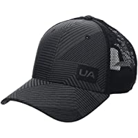 Under Armour Men's Blitzing Trucker 3.1 Casquette Homme, Charcoal, FR : Medium
