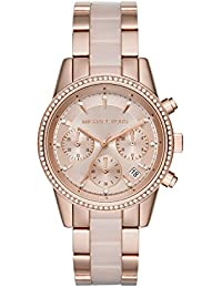 Michael Kors Analog Rose Gold Dial Women's Watch-MK6307