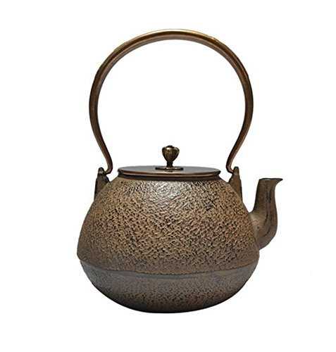 zb-chahu Japan 'S Süd-Cast Iron Pot Pagoda - Gemusterte Wasser - Soaked Tea Tetsubin Cast