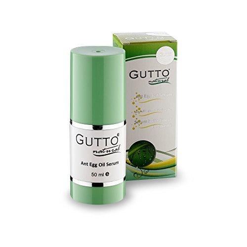 GUTTO - sérum réducteur de poils à l'huile d'œuf de fourmis 50 ml - pour une...