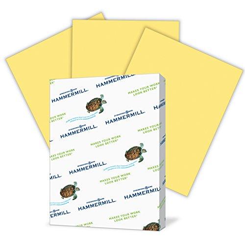 k) Papier, Farben blau, 9,1kg, 11x 17, Ledger, 500Blatt/1Ries (102137r), hergestellt in den USA Lederfarben ()
