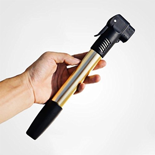 RUIX Hochdruck Standpumpe Mini Tragbare Mountainbike Hochdruck Home Basketball Aufblasbare Rohr Reitausrüstung