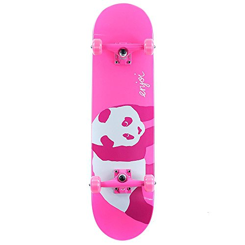 Preisvergleich Produktbild Enjoi Skateboards My Name Is Pinky Factory komplett Skateboard Neon Pink 20,3cm