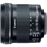 Canon EFS 1018mm f4556 is STM Lens Ohrstöpsel, 3 cm, Black