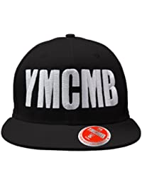 YMCMB - YMCMB - Casquette Snapback Noire YMCMB logo Blanc