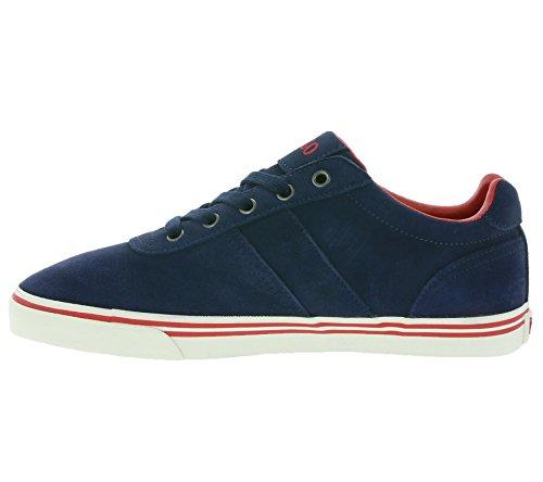 Ralph Lauren Sneakers basse Blu scuro Baúl De Descuento V47lT3NsmX
