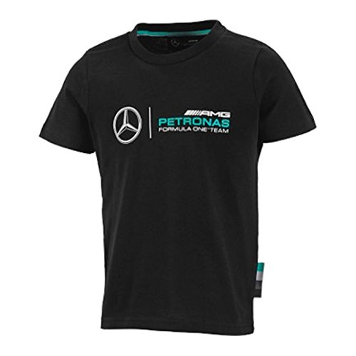 mercedes-amg-petronas-camiseta-infantil-infantil-t-shirt-negro-92