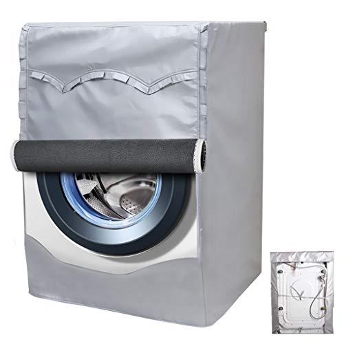 Mr.you lavatrice copertura per esterni extra più denso tessuto impermeabile protezione solare isolamento termico anti-ultravioletti nei 8 anni di vita utile per giardino balcone fiore edge-xl