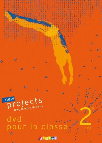New Projects 2de - DVD