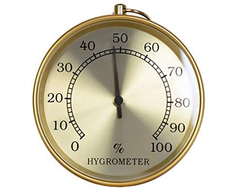 Higrometro Digital Termometro Higrometro Digital Relojes Jardin Hogar Hogar De Interior Y Exterior Colgando...