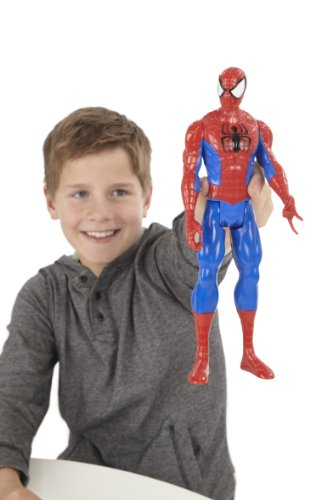 Hasbro - Figura Ultimate Spider-Man, 30 cm (A1517E27) 6