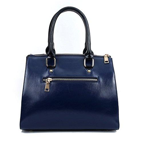 Damen-Mode-Hit-Farbe Kleine Quadratische Tasche Wild Diagonal Paket Handtasche Umhängetasche A