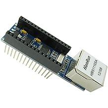 diymore ENC28J60 Ethernet Shield für Arduino Nano 3.0 RJ45 Webserver Modul