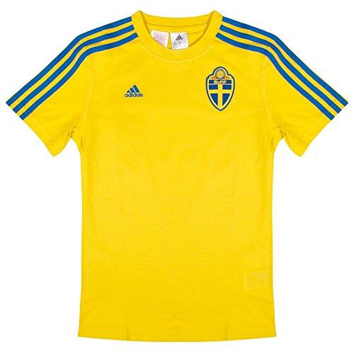 Schweden T-Shirt - gelb - BOYS 2016 2017 - 140cm