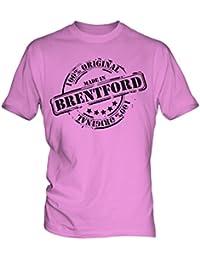 Made In Brentford - Mens T-Shirt T Shirt Tee Top