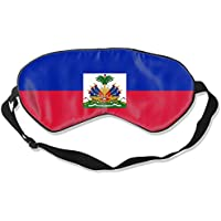 Natural Silk Eyes Mask Sleep Flag of Haiti Blindfold Eyeshade with Adjustable for Travel,Nap,Meditation,Sleeping... preisvergleich bei billige-tabletten.eu