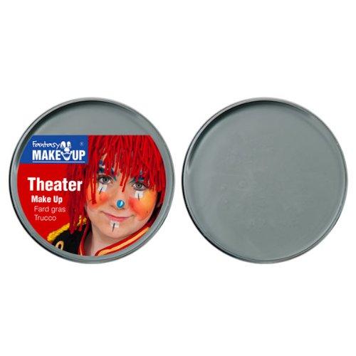 25g Theater-Make-up, weiß - 8
