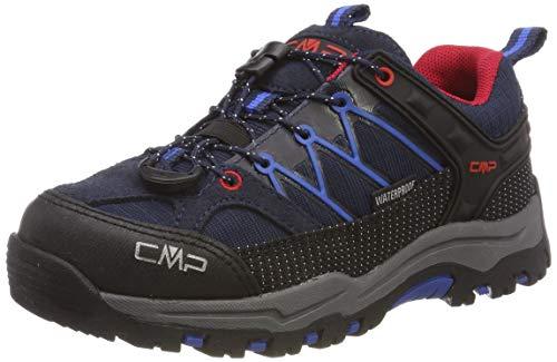 CMP Unisex-Kinder Rigel Low Trekking- & Wanderhalbschuhe, Blau (B.Blue-Royal 10nc), 29 EU