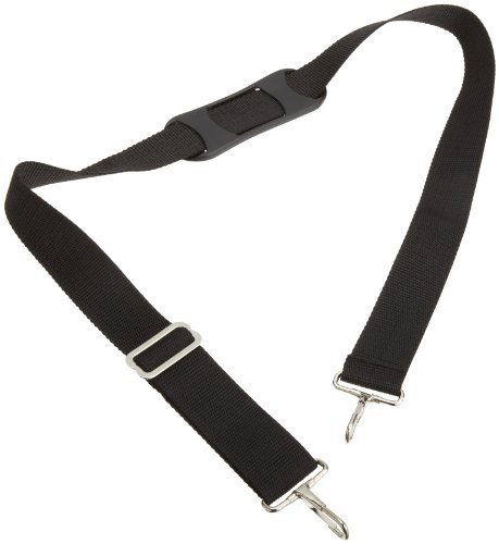 lewis-n-clarks-replacement-shoulder-strap-gepackgurt-schwarz