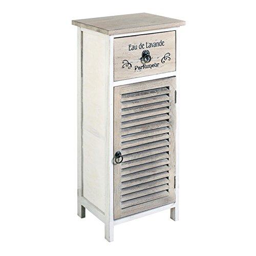 rebecca-srl-meuble-auxiliares-comoda-1-cajon-1-puerta-madera-clara-vintage-retro-cocina-bano-cod-re4