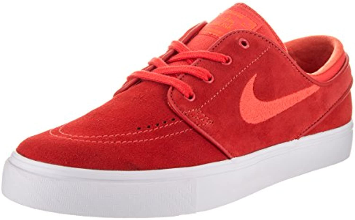 Nike Unisex SB Zoom Janoski Cpsl Max Orange/Max Orange Skate Shoe 10.5 Men US/12 Women US
