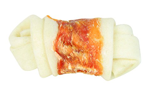 TX-31321 Knotted Chewing Bones with Chicken 5pcs. 5 cm/70 g
