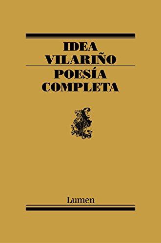 Poesía completa (POESIA) por Idea Vilariño