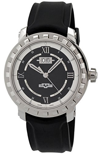 Limited Edition Dewitt New Academia Grande Date Automatic Mens Watch...