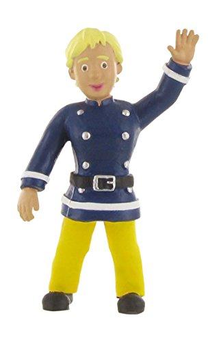 Comansi–bc99954–Figura Julie Morris–Sam el Bombero