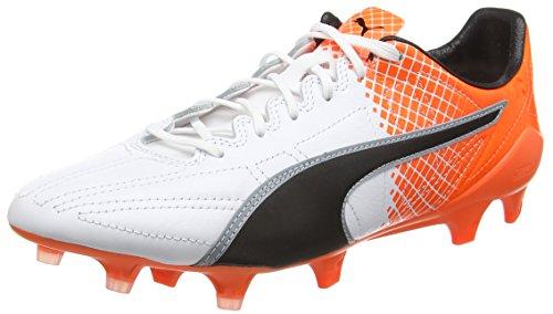 Puma Essllthiifgq4, Scarpe da Calcio Unisex – Adulto Bianco (White 05)