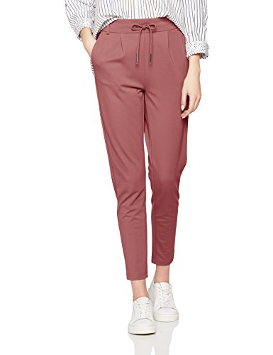 ONLY Damen Hose Onlpoptrash Easy Colour Pant Pnt Noos, Rot (Wild Ginger), 42 (Herstellergröße:XL) (42 /L34)