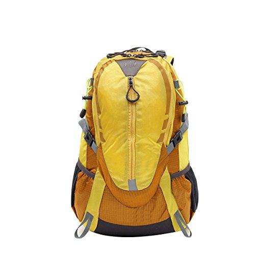 Outdoor Trekking Dello Zaino Dimensioni: 32 Centimetri * 20cm * 50cm 4 Colori,ArmyGreen Yellow
