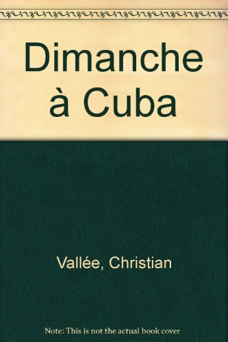 Dimanche à Cuba