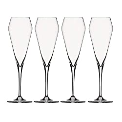 Spiegelau & Nachtmann 4-teiliges Champagnerglas-Set