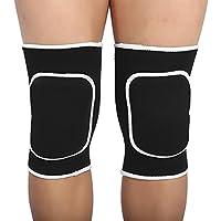 Volleyball Knieschützer - Unisex Elastische Knieschutz Wrap Protector Brace Unterstützung für Volleyball Basketball... preisvergleich bei billige-tabletten.eu