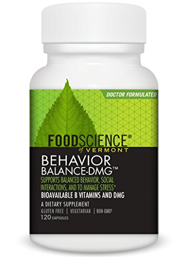 ont Behavior Balance DMG, 120 Count by Food Science of Vermont (English Manual) (Food Science Of Vermont)