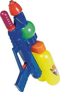 WDK Partner - HKT709641 - Jeu de Plein Air - Pistolet à eau - 2 résevoirs