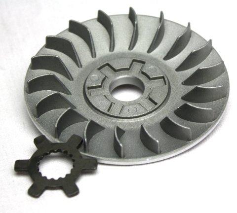 Roller Riemenscheibe CPI für 16mm Variomatikstumpf inkl. Stern passt z.B. bei Adly, Benelli, Cpi, Generic, Keeway, Malaguti, Rivero, Sachs