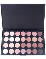 Neu Profi 28 Farbe Neutral Warm Lidschatten Eyeshadow Palette Makeup Kosmetik In
