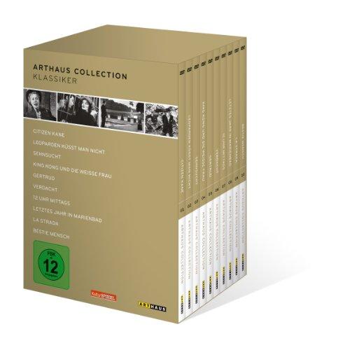 Preisvergleich Produktbild Arthaus Collection Klassiker - Gesamtedition (10 DVDs)