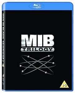 Men in Black 1-3 -- Standard Version (Blu-ray + UV Copy)