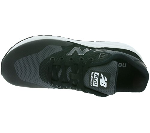 New Balance 580 Re-Engineered Herren Sneaker Schwarz Schwarz