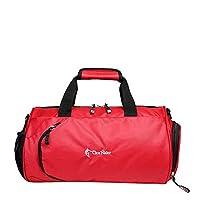 Bansusu Unisex Waterproof Lightweight Travel Duffel Tote Bag Sports Gym Crossbody Bag Multifunction Yoga Bag