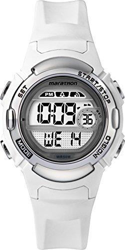 Timex Kind Digital Uhr mit Plastik Armband TW5M15100 (Uhren Timex Kinder)