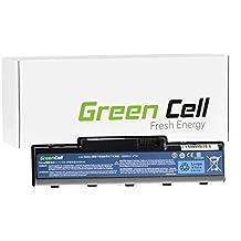 Green Cell® Standard Serie Batería para Packard Bell EasyNote TJ76-JN-334SP Ordenador (6 Celdas 4400mAh 11.1V Negro)