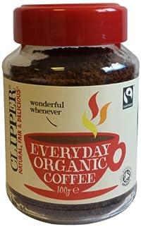Clipper Fairtrade Organic Rich Roast Coffee, 100g