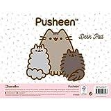Pusheen Desk Pad Official 2019 Calendar - Desk Pad Format